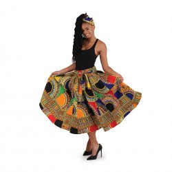 Traditional Patchwork skirt